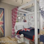 Интерьер детской для маль 02.12.2018 №577 - photo Interior nursery - design-foto.ru