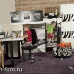 Интерьер детской для маль 02.12.2018 №589 - photo Interior nursery - design-foto.ru