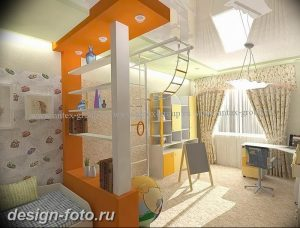 Интерьер детской для маль 02.12.2018 №599 - photo Interior nursery - design-foto.ru