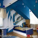 Интерьер детской для маль 02.12.2018 №606 - photo Interior nursery - design-foto.ru