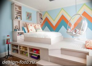 Интерьер детской для маль 02.12.2018 №612 - photo Interior nursery - design-foto.ru