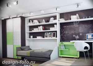 Интерьер детской для маль 02.12.2018 №617 - photo Interior nursery - design-foto.ru