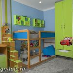 Интерьер детской для маль 02.12.2018 №620 - photo Interior nursery - design-foto.ru