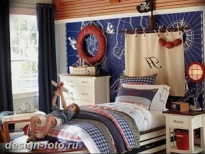 Интерьер детской для маль 02.12.2018 №630 - photo Interior nursery - design-foto.ru