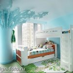 Интерьер детской для маль 02.12.2018 №641 - photo Interior nursery - design-foto.ru