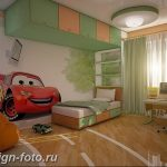 Интерьер детской для маль 02.12.2018 №642 - photo Interior nursery - design-foto.ru