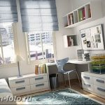 Интерьер детской для маль 02.12.2018 №647 - photo Interior nursery - design-foto.ru