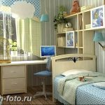 Интерьер детской для маль 02.12.2018 №648 - photo Interior nursery - design-foto.ru