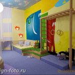 Интерьер детской для маль 02.12.2018 №649 - photo Interior nursery - design-foto.ru