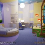 Интерьер детской для маль 02.12.2018 №655 - photo Interior nursery - design-foto.ru