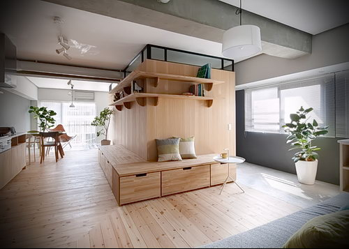 Modern Minimalistisch Wohnen